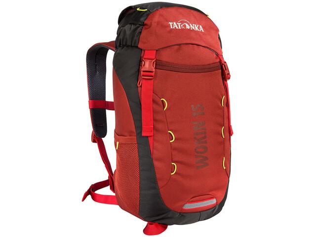 Tatonka Wokin 15 Bagpack redbrown